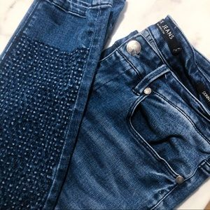 Like New Size 4 Skinny Max Jeans